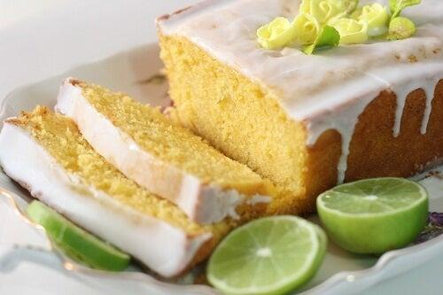 Lav en lækker hjemmelavet citrontærte