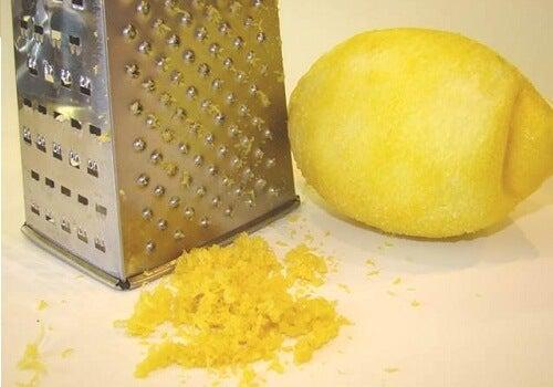 Lækker citrontærte