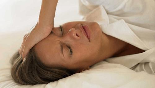 Sådan får du has på overgangsalderens symptomer