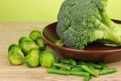 Skaal med broccoli - slanketips