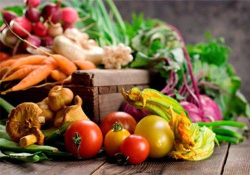 For at undgå cyster, skal du spise sundt