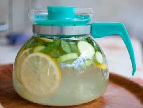Ingefær og citron: Den perfekte slankekur