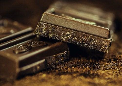 Så sundt er mørk chokolade