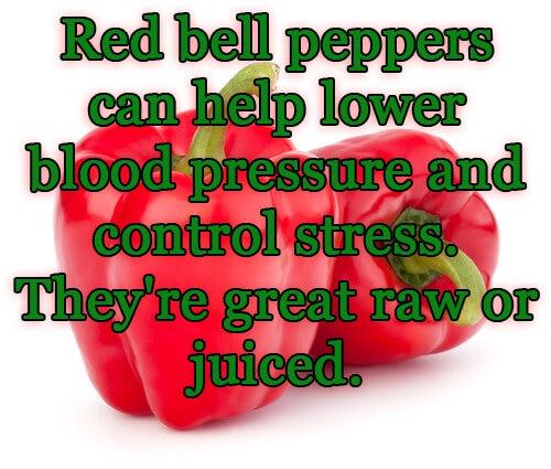 Nyrerne har godt af rød peber.