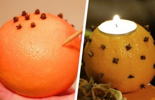 Opfrisk dit hjem med naturlige dufte