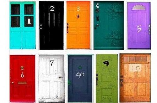 Personlighedstesten med de 10 døre
