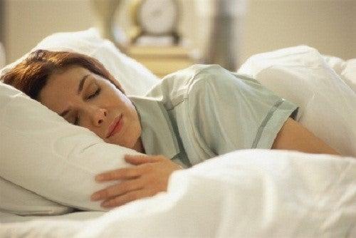 Få tips til at falde hurtigere i søvn