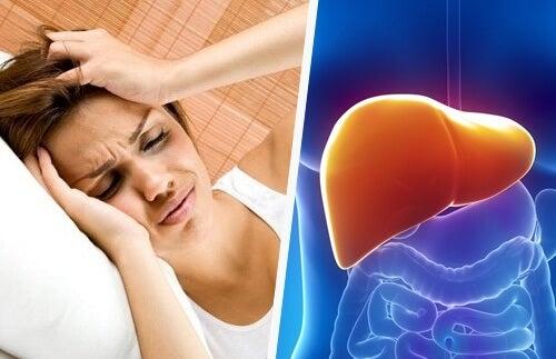 Kan du få hovedpine af din lever? Læs svaret her!