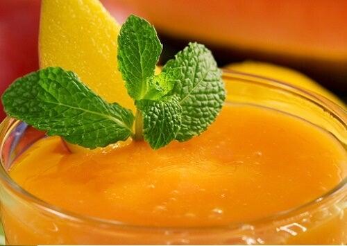 Frugter til behandling af urinvejsinfektion
