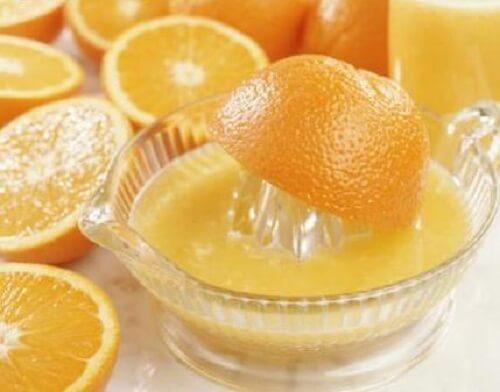 Appelsiner-hæmorider