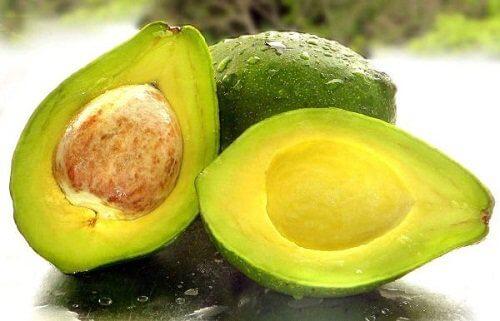 Avocado godt til din lever