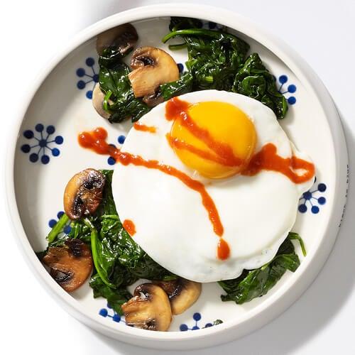 Grønne æg