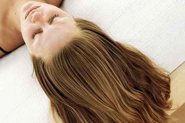 Tykt og normalt hår er ofte sundt og der er færre problemer med det.