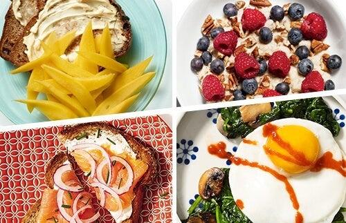 Morgenmad – 8 opskrifter der vil hjælpe dig med vægttab