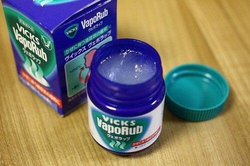 Vicks Vaporub er et af de bedste hostemidler