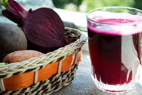 Roedbede juice