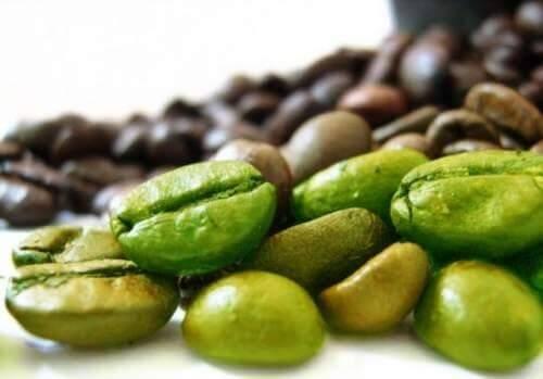 Groenne kaffeboenner