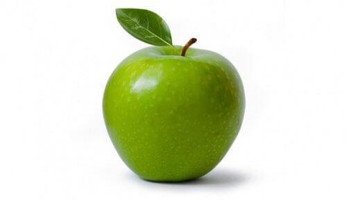 Groent aeble