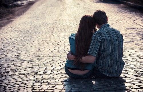 Hvilket forhold har du til din partner?
