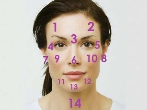 Vidste du at helbredet afspejles i ansigtet?