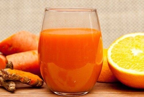 Antioxidant-juice til at lindre gigt