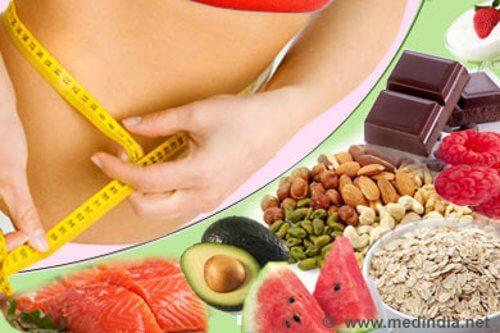 10 mættende fødevarer for sundt vægttab