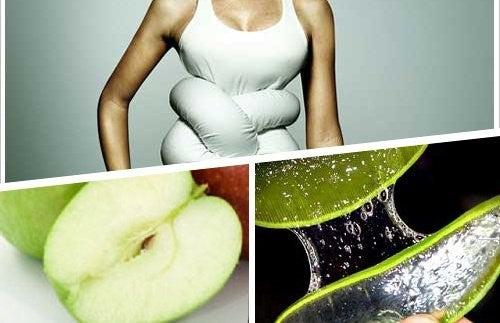 Mad der giver hård mave