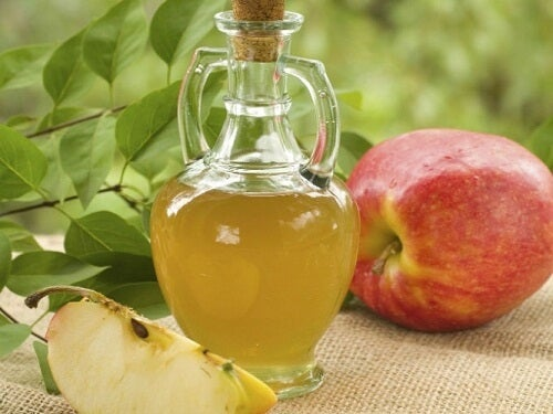 Kan man tabe sig med æblecidereddike?