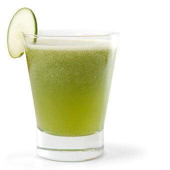 agurk æblejuice