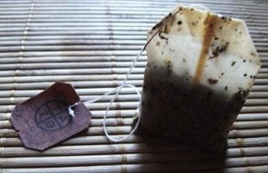 Du kan nemt genanvende teposer når du er færdig med dig te.