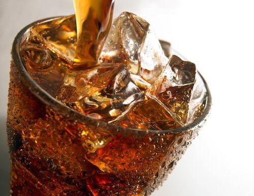kulsyreholdige drikkevarer