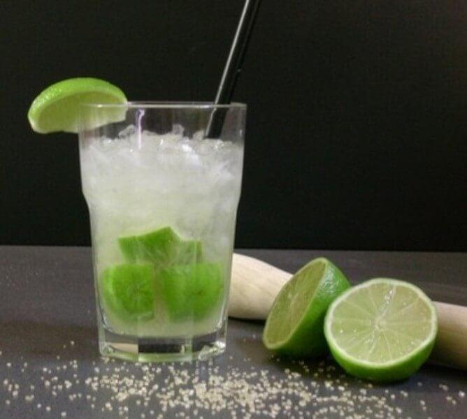 Lime vand