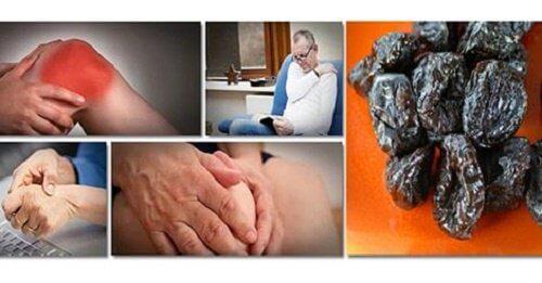 Sådan forebygger du tab af knoglemasse med svesker