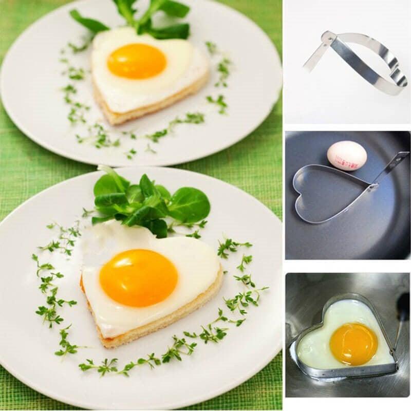 Du kan nemt lave hjerteformede æg derhjemme