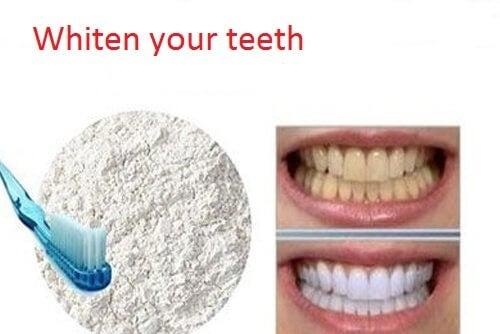 børste tænder i natron