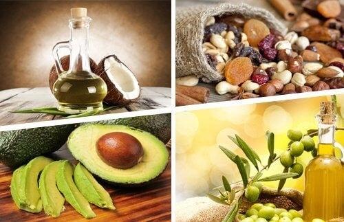 Her er de bedste sunde fedtstoffer, der ikke gør dig fed