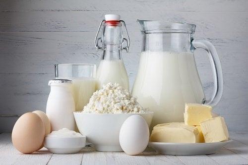 Mælkeprodukter