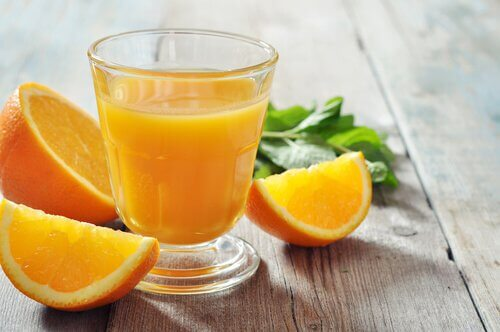 Appelsinjuice