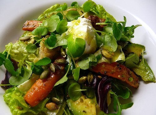 Kan salat virkelig være en hovedret?