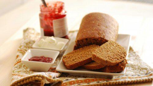 Tab dig ved at spise brød