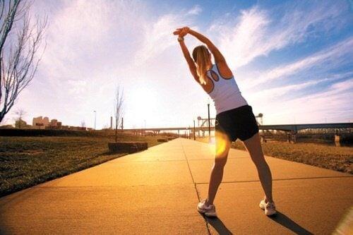 Sådan starter du med at dyrke motion igen efter en pause