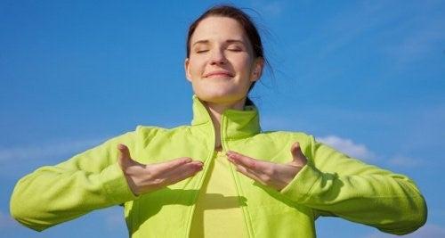 Farvel til stress med vejrtrækningsøvelser