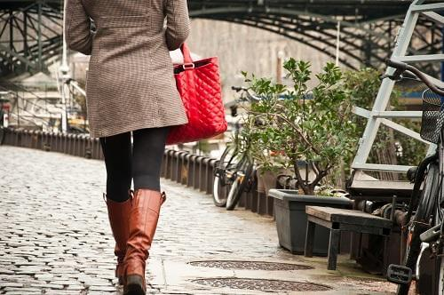 En god gåtur kan hjælpe dig med at slappe af
