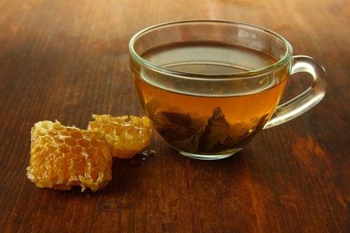2-honning-te