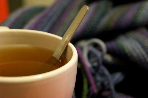 Te er godt mod slim i lungerne
