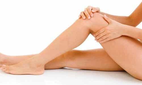Sådan forbedrer du blodomløbet i benene gennem din kost