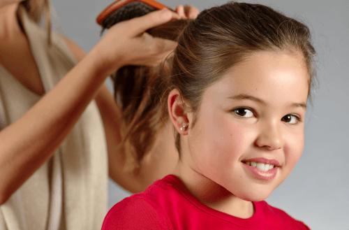 Dit barns hårpleje