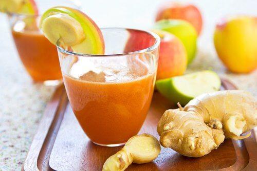 5 juicer der forebygger kræft og regulerer kroppens pH