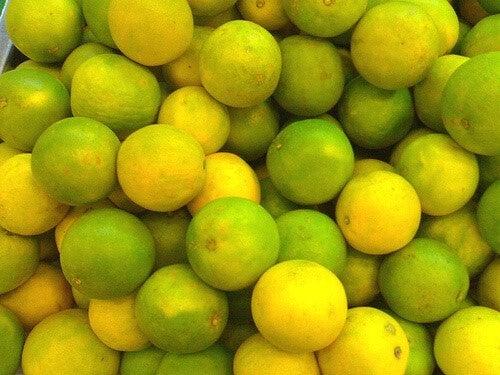 Limefrugter