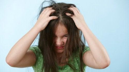 Dit barns hårpleje er vigtigt for dets sundhed